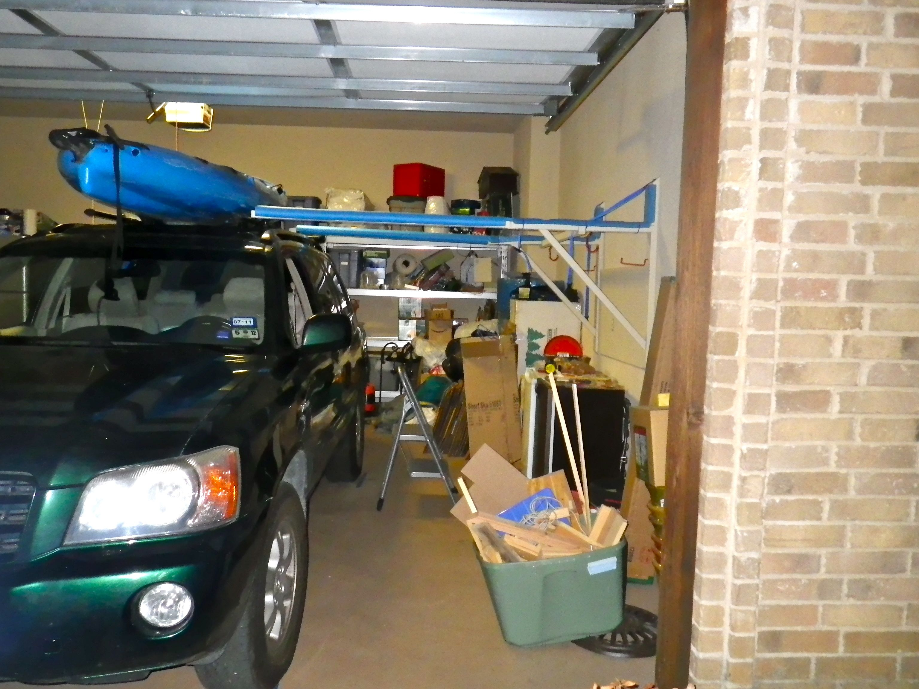 Hobie Forums • View topic - Storage help -- Hobie Outback just below on hot tub in garage, shop in garage, helicopter in garage, atv in garage, surfing in garage, boxing in garage, walk in garage, love in garage, limo in garage, car in garage, parking in garage, archery in garage, plane in garage, kayak lifts for garage, wrestling in garage, run in garage, kayak holder garage, pulley system for garage, shooting in garage, boat in garage,