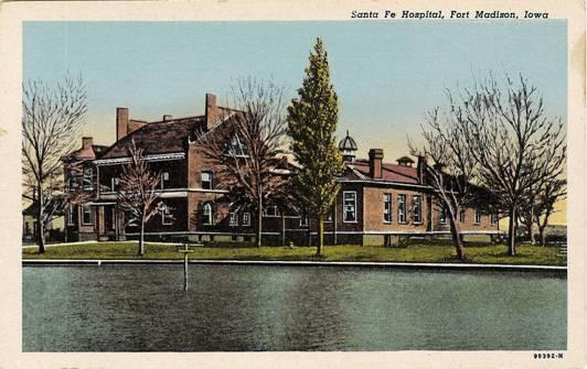 Santa Fe Hospital, Ft. Madison, IA