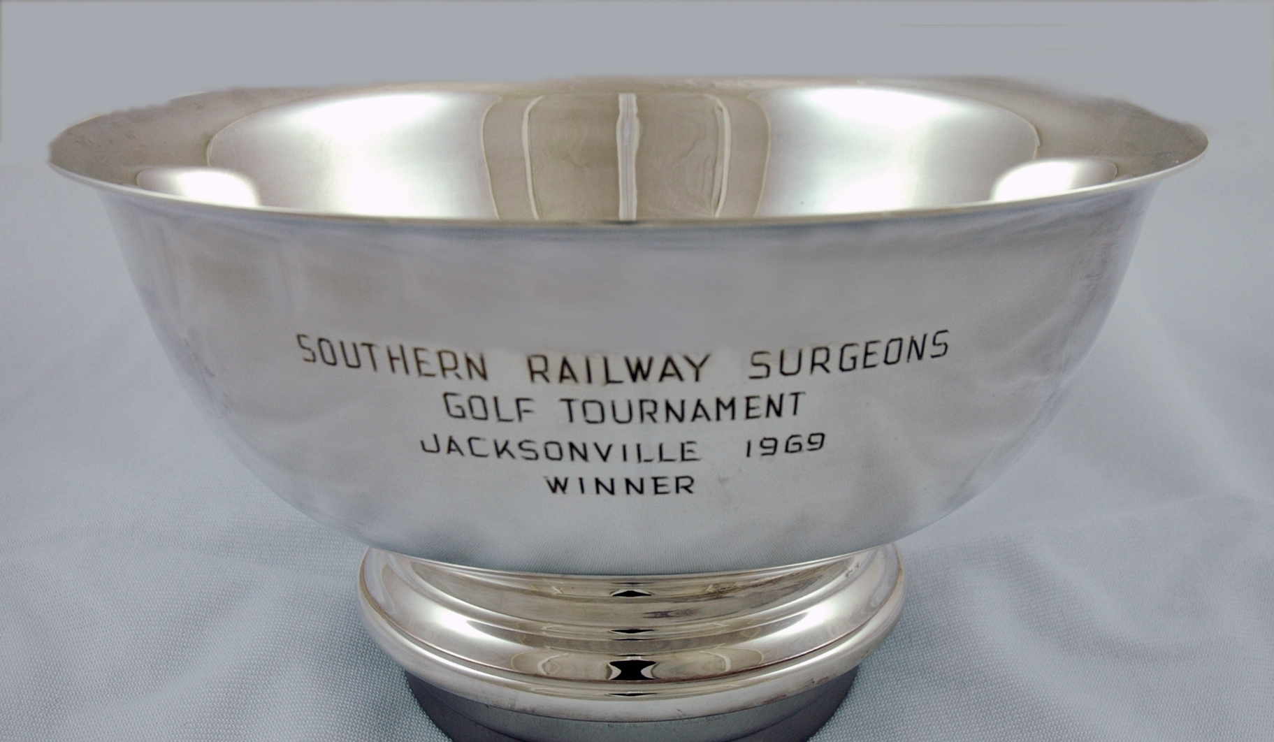 Railway surgeon bowl